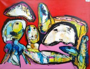 Maleri: En hyldest til cobra