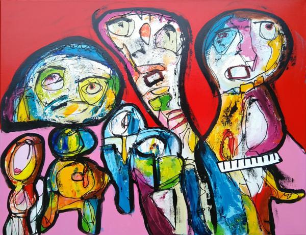 Maleri: Ruth var sgu i bree træk jævnt mobylig
