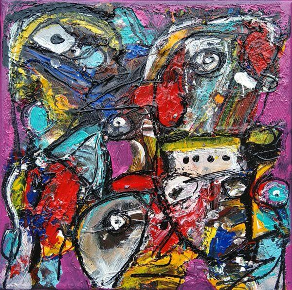 Maleri: Når detaljer skaber helheden
